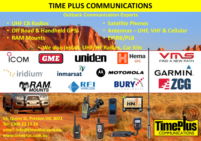 Time Plus Communications
